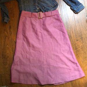 Liz Claiborne Skirts - Liz Claiborne Linen Skirt